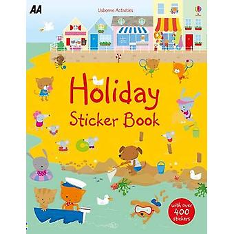 Holiday Sticker Book - 9780749581626 Book