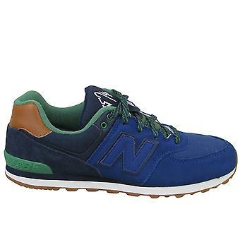 普遍的なバランス 574 KL574NEG 新しい一年中子供靴