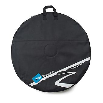 B&W Wheel Guard L Wheel Bag, Nero