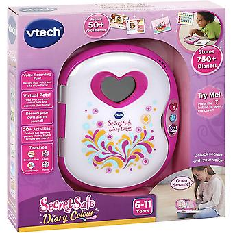 VTech Secret Safe Colour Diary