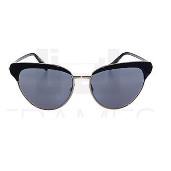 Oliver Peoples Solglasögon Svart Silver Josa UV-skydd Sun Beach Car Sport