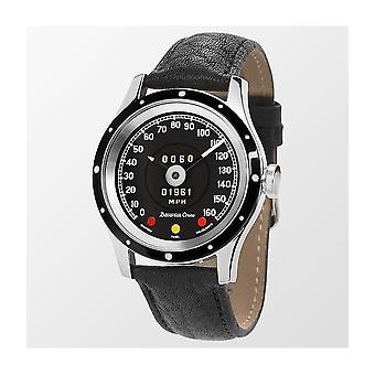 Bavarian Crono - Armbanduhr - Edition Jaguar E-Type 6 Zyl Tacho Uhr