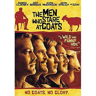The Men Who Stare at Goats [DVD] USA import
