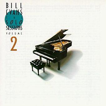 Bill Evans - Bill Evans: Vol. 2-Solo Sessions [CD] USA import