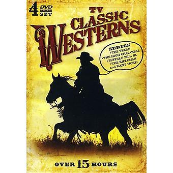 Importer des Westerns classiques TV [DVD] é.-u.
