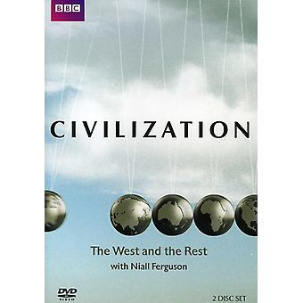 Civilization: The West and the Rest with Niall Ferguson [2 Discs] [DVD] USA import