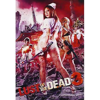 Begær af døde 3 [DVD] USA importerer