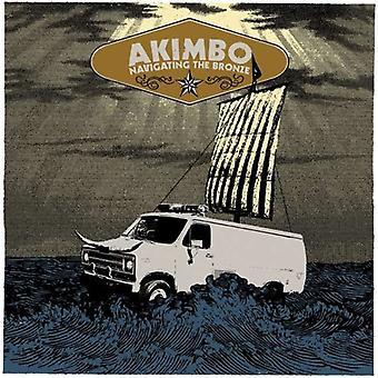Akimbo - Navigating the Bronze [CD] USA import