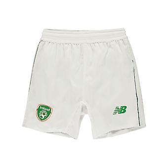 New Balance Ireland Home Shorts 2018 2019 Juniors