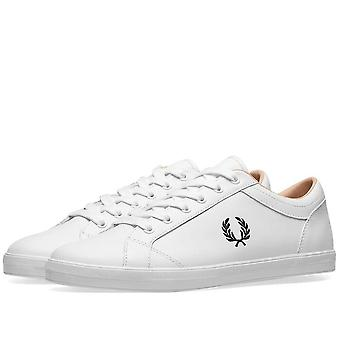 Fred Perry Men's Baseline Leather Trainers B3058-100