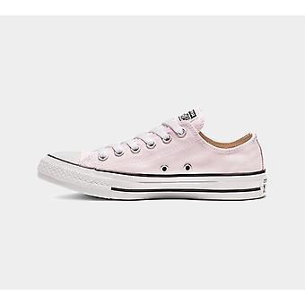 Converse Ctas Ox 1653358C Pink Foam Womens Shoes Boots
