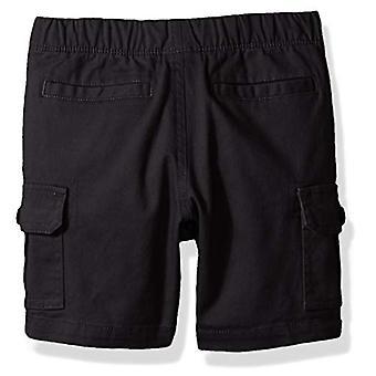 Essentials Toddler Boysă Cargo Short, frumusețe neagră, 3T