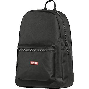 Globe Deluxe Backpack Unisex Backpack in Black Black