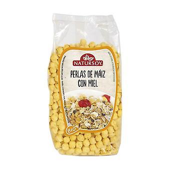 Honing maïs kralen 200 g