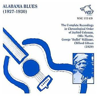 Alabama Blues 1927-30-Alabama Blues 1927-30 [CD] USA import