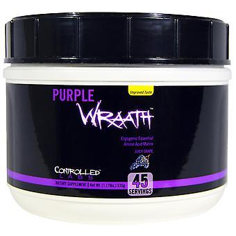 Controlled Labs, Purple Wraath, Juicy Grape, 1.17 lbs (535 g)