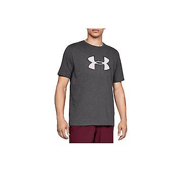 Under Armour Big Logo SS Tee 1329583019 running all year men t-shirt