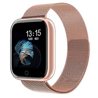 Smartwatch, P80 - Rose Gold