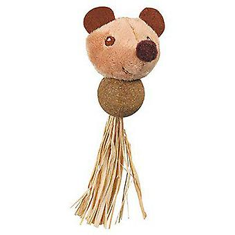 Trixie Soft toy for cats Mouse with ball (Cats , Toys , Mice)