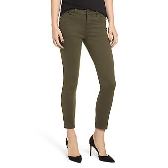 DL1961 | Florence Cropped Mid Rise Instasculpt Skinny Jeans