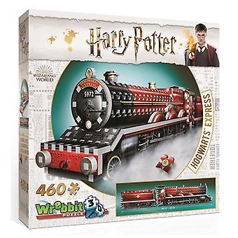 Wrebbit 3D Harry Potter: Hogwarts Express (460pc)