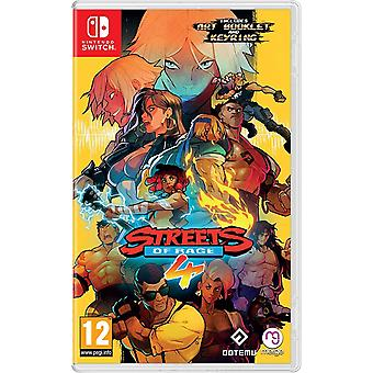 Streets of Rage 4 Nintendo Switch Jeu