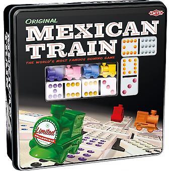 Mexican Train Tin Edition Board Game
