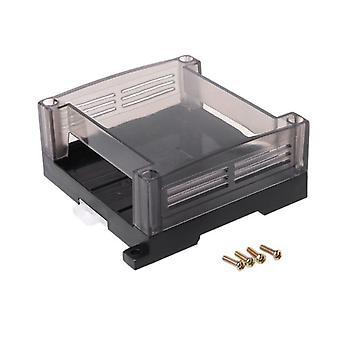 Transparent Plastic Plc Industrial Control Box Panel Plc Boîtier Dyy