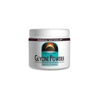 Source Naturals Glycine Powder, 453.6 GM, 16 oz