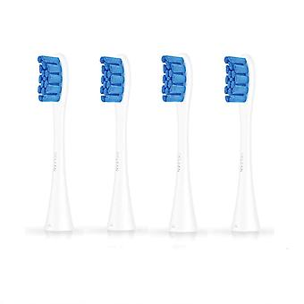 Original 4pcs One Replacement Brush Heads For Sonic Toothbrush Deep Cleaning Tooth Brush