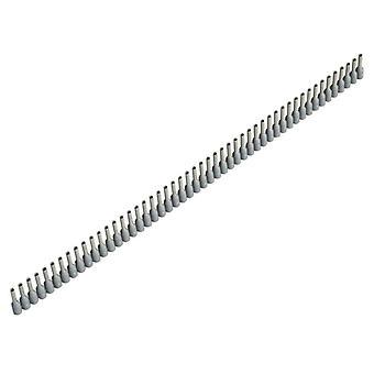 Jokari Wire End Sleeves 0.75 x 8mm Grey 500 Piece JOK60175