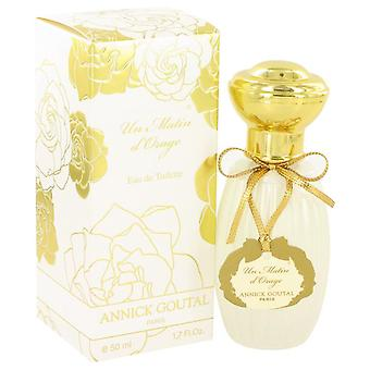 Un matin d'orage eau de toilette spray by annick goutal 498000 50 ml