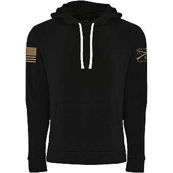 Grunt Style Premium Basic Pullover Hoodie - Black