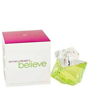 Believe by Britney Spears Eau de Parfum Spray 1 oz (mulheres) V728-446561
