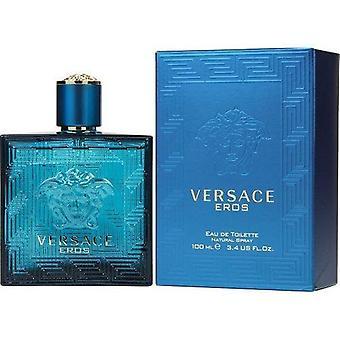 Versace Eros Pour Homme Eau de toilette spray 100 ml