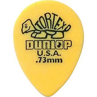 Jim dunlop 423r.73 gitaar pick .73mm navulzak 72 picks