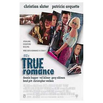 True Romance Movie Poster (11 x 17)