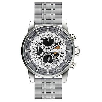 Trendy Classic - Wristwatch - Men - Chronograph - CM1055-03