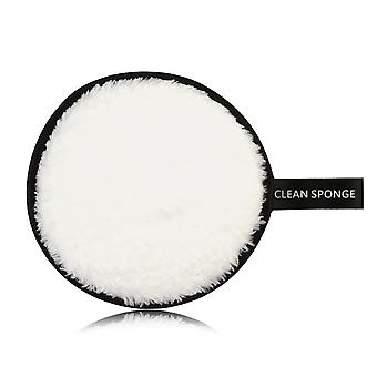 Microfiber make-up remover , Double Side Herbruikbare Puff - Wasbare wattenschijfjes