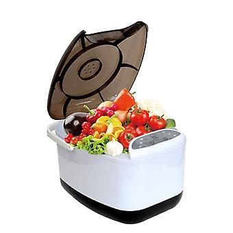 Fruit, Vegetable Washer Ozone Generator, Food Detoxification Tableware Cleaning