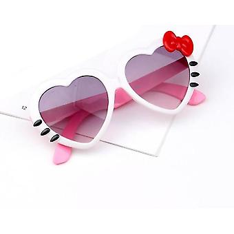 Kids Heart Sunglasses -lovely Glasses And
