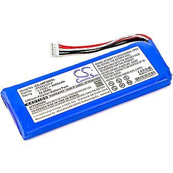 Speaker Battery for JBL P5542100-P 2017DJ1714 APJBLPUESE3 Pulse 3 Pulse3 6000mAh