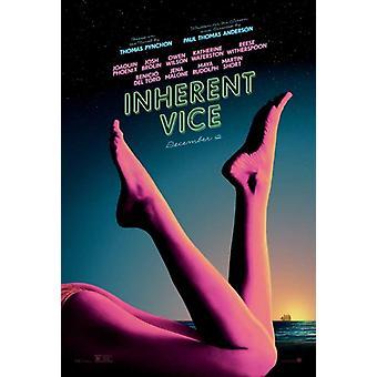 Inhärente Vice Movie Poster (11 x 17)