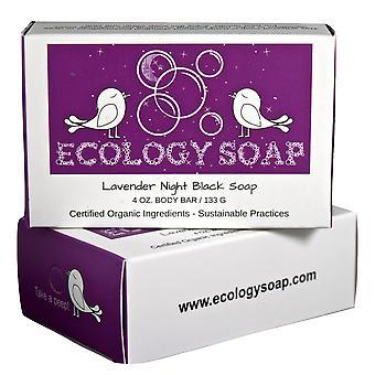 Soap Lavender Night Black Soap