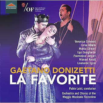 Donizetti / Simeoni - Favorite [CD] USA import