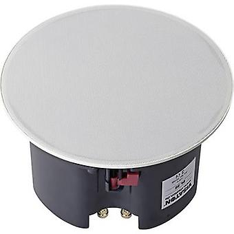 Visaton DL 25 In-ceiling speaker 30 W 8 Ω Pure white (RAL 9010) 1 pc(s)