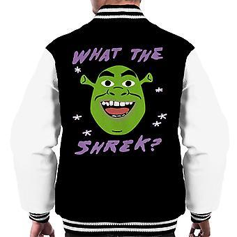 Shrek Wat De Shrek Men's Varsity Jas