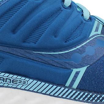 Saucony Hurricane 22 Blue/Aqua S10545-25 Damen's