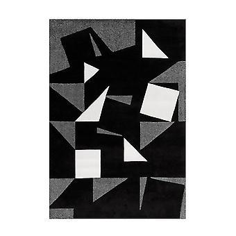 Fairber Matto Frisee Wed Musta/Valkoinen/Harmaa