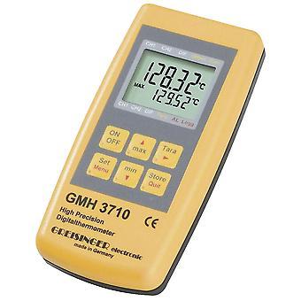 Greisinger GMH 3710 PT100 Digital Thermometer -199.99 to +850 Deg
